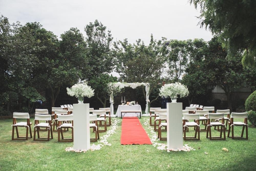 decoraçao de casamento