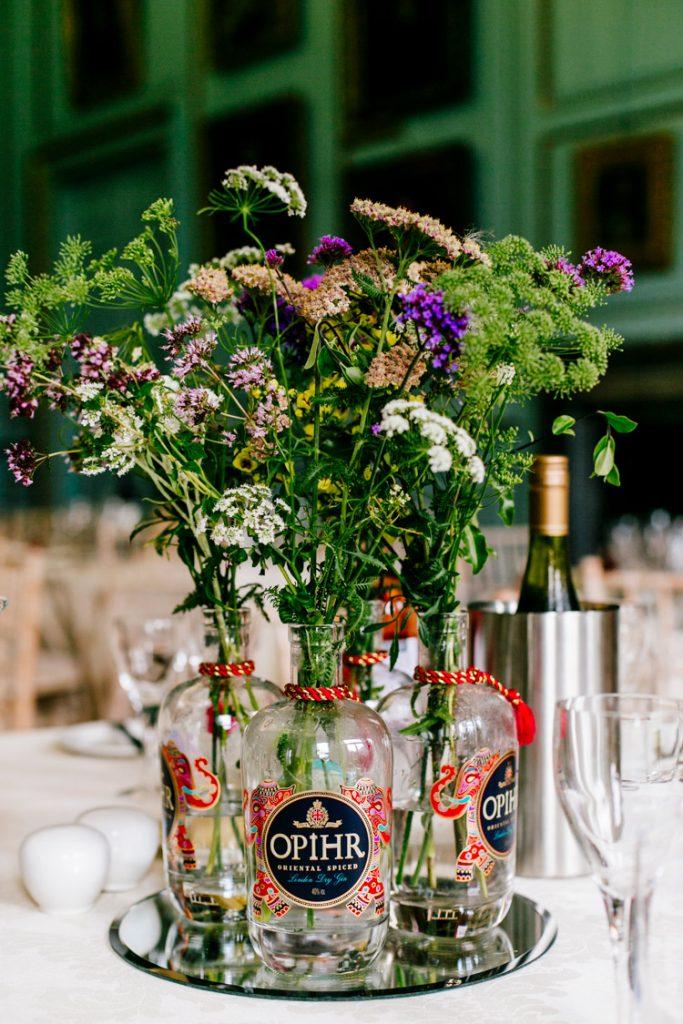 Mesa de casamento Gin