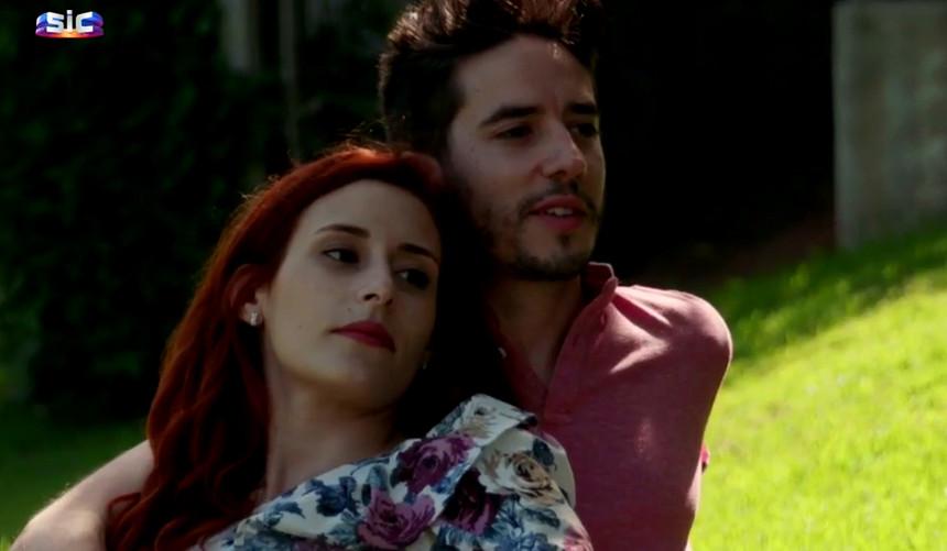 Cláudia e Diogo O Noivo é que sabe