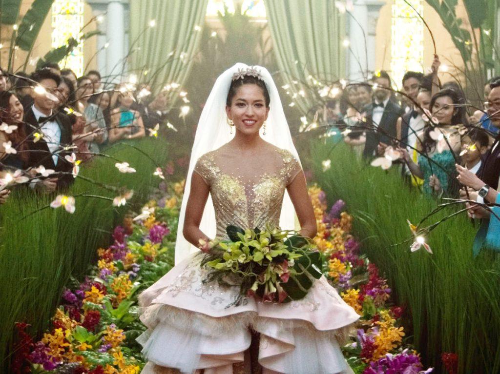 """Casamento do filme """"Crazy Rich Asians"""""""
