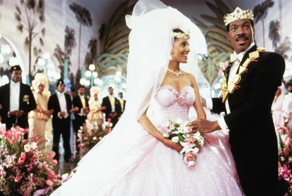 """Casamento de Akeem em """"Um Principe em Nova Iorque"""""""