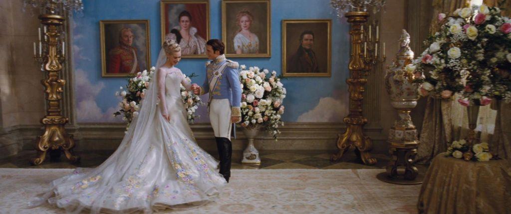"""Cinderela e Principe Encantado em """"Cinderella"""""""