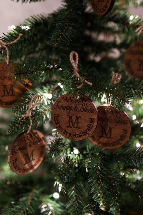 Ornamentos de Natal