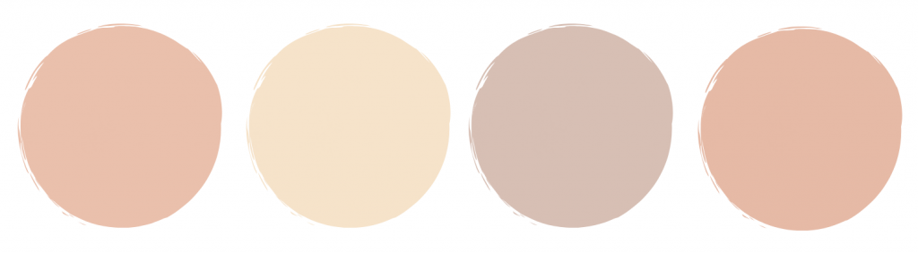 Cores Nude